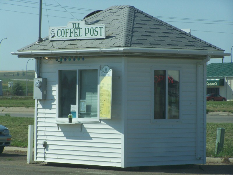 The Coffee Post in Williston, ND