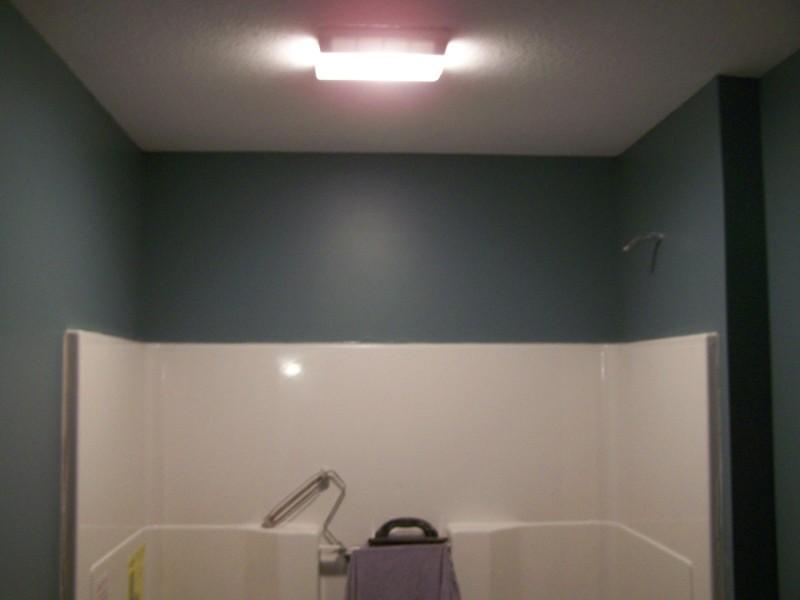 Bath Fan/Light Combo